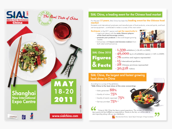 Brochure SIAL China 2011